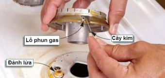 Cung cấp linh kiện bếp gas tại Đà Nẵng